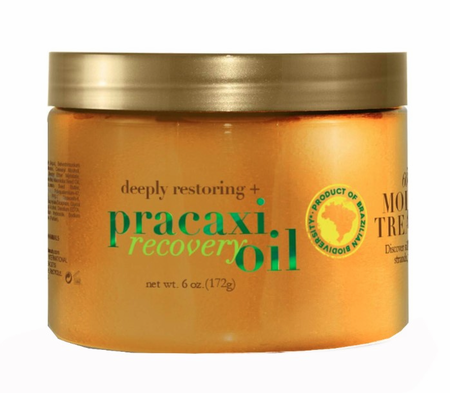 OGX Pracaxi Oil 60 Second Moisture Treatment 6 oz