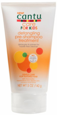Cantu Care for Kids Detangling Pre-Shampoo Treatment 5oz