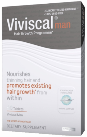 Viviscal Man Dietary Supplements 60 Tablets