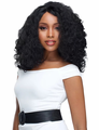 Sensual Vella Vella Lucca Whole Lace Wig Human Hair Blend New 2019