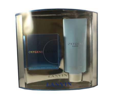 Oxygene By Lanvin For Women 2 Piece Fragrance Gift Set 2018