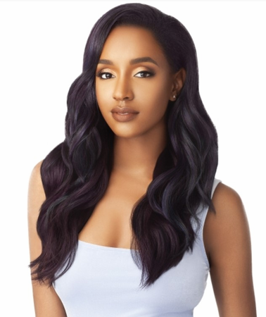 Outre Quick Weave North Half Wig Synthetic