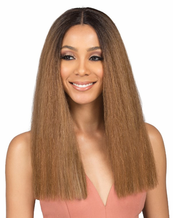 Bobbi Boss Myra Lace Front Wig Synthetic
