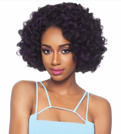 Outre Quick Weave Antonia Half Wig Synthetic
