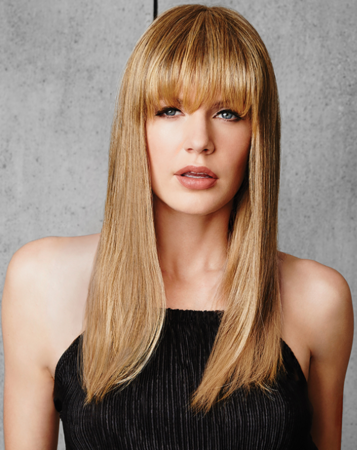 Hairdo Fringe Top of Head Synthetic