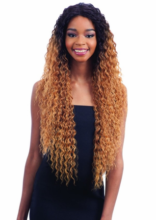Model Model Premium Seven Star EV-004 Lace Front Wig Synthetic