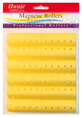 Annie Magnetic Rollers 7/8