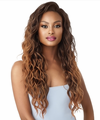 Outre Quick Weave Merlin Half Wig Synthetic New 2019