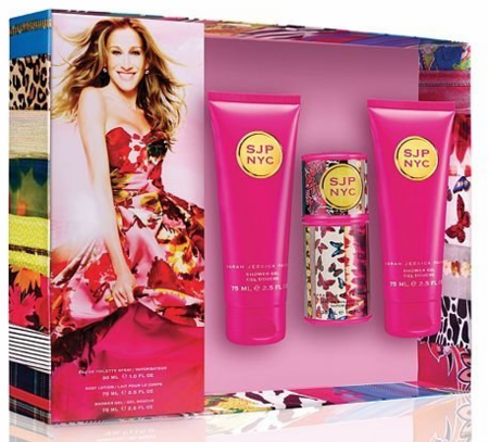 SJP NYC by Sarah Jessica Parker For Women 3 Piece Fragrance Gift Set 2018