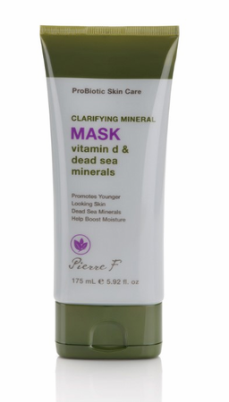 Pierre F ProBiotic Clarifying Mineral Mask 5.92 oz