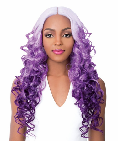 It's a Wig Houston-2 Swiss Lace Front Wig Synthetic