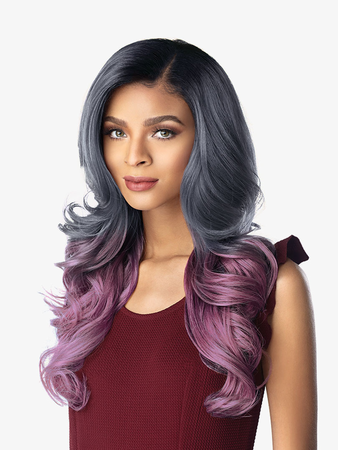 Sensationnel Shear Muse Skylar Lace Front Wig Synthetic