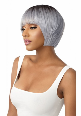 Outre Quick Weave Complete Cap Eliza Wig Synthetic