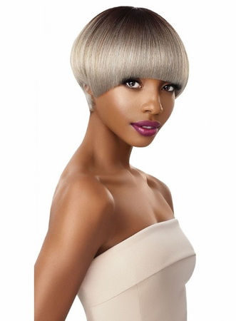 Outre Quick Weave Complete Cap Millie Wig Synthetic
