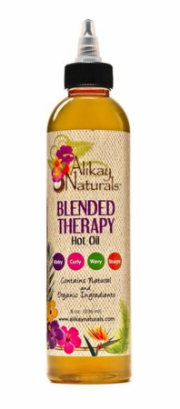 Alikay Naturals Blended Therapy Hot Oil Treatment 8 oz