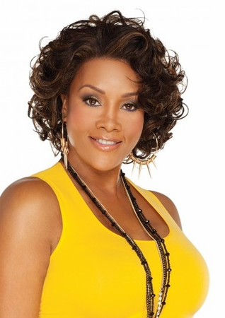 Vivica A Fox Obsess Lace Front Wig Human Hair