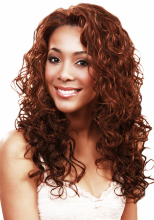 Bobbi Boss MHLF-F Lace Front Wig Human Hair