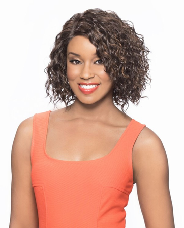 Foxy Lady Fran J Lace Front Wig Synthetic