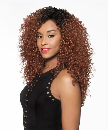 Foxy Lady Melina 4x4 Lace Front Wig Human Hair