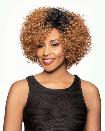 Foxy Lady Teefa J Lace Front Wig Synthetic