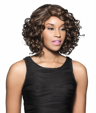 Foxy Lady Welsh Lace Front Wig Human Hair
