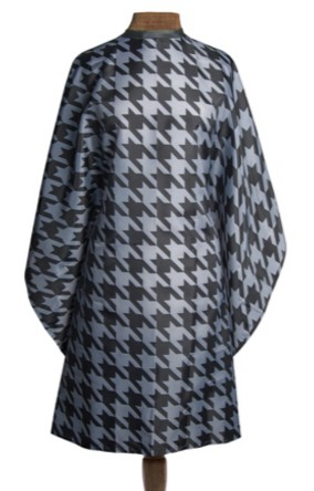 Fromm 1907 Houndstooth Hairstyling Cape NTA025