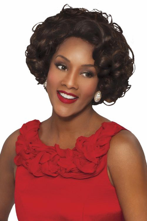 Vivica A Fox Jadore Lace Front Wig Synthetic