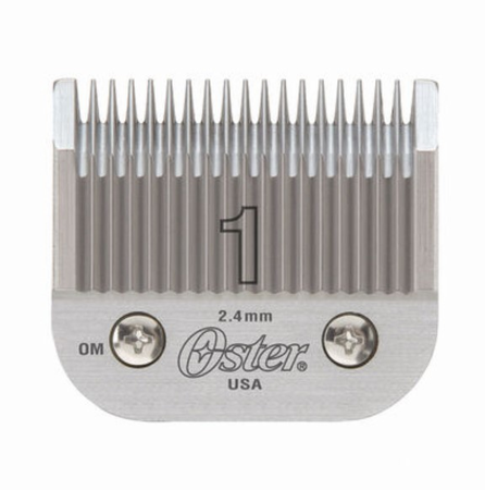 Oster Detachable Clipper Blade Size 1 076918-086