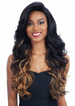 Freetress Equal Vina Lace Part Wig Synthetic New 2019
