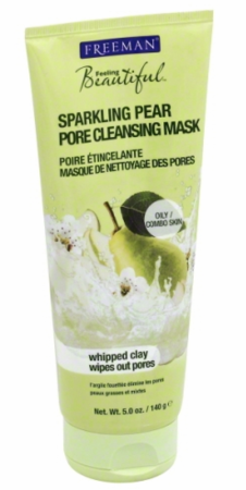 Freeman Feeling Beautiful Sparkling Pear Cleansing Mask 5 fl oz