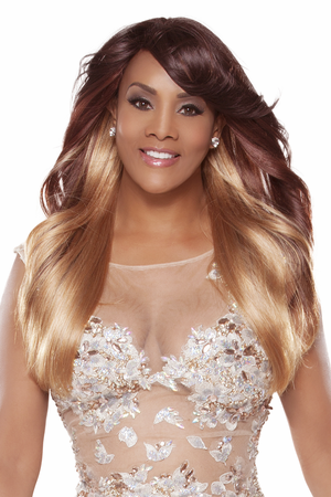 Vivica A Fox Trisha Heat Resistant Wig Synthetic