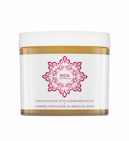 REN Moroccan Rose Otto Sugar Body Polish 11.2 oz