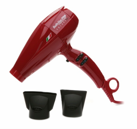 BaByliss Pro Volare V1 Full-Size Dryer Red BFRV1