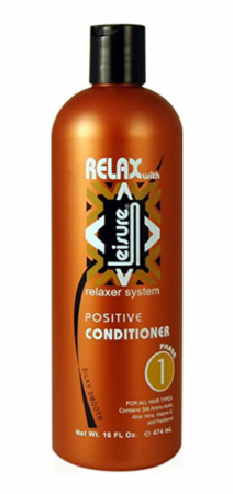 Relax With Leisure Positive Conditoner 16 oz