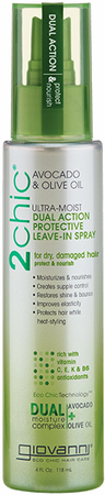 Giovanni 2Chic Ultra-Moist Protective Leave-In Spray 4oz
