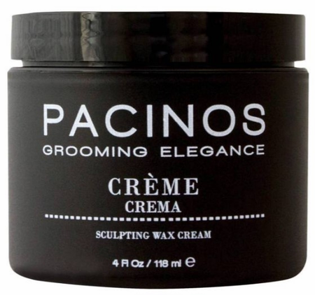 Pacinos Hair Sculpting Wax Creme 4 oz