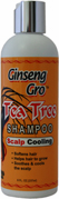 Hair Vite Ginseng Gro Tea Tree Shampoo 8 oz