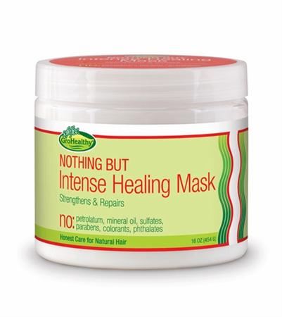 Gro Healthy Nothing But Intense Healing Mask 16 oz