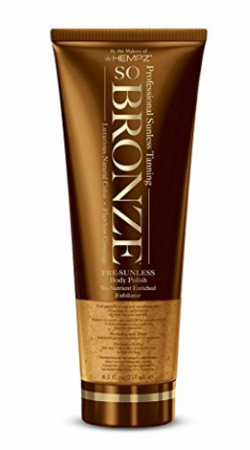 Hempz SoBronze Pre-Sunless Exfoliating Body Polish 8.5 oz
