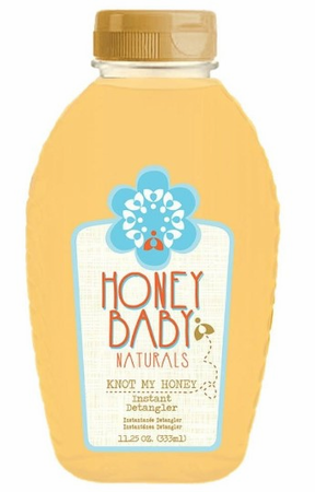 Honey Baby Naturals Instant Detangler Knot My Honey 11.25 fl oz