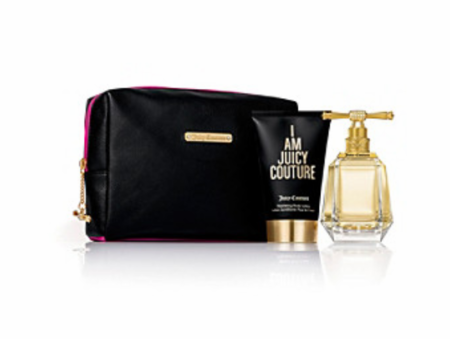 I am Juicy Couture by Juicy Couture For Women 3 Piece Fragrance Gift Set 2018
