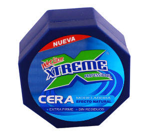 Wet Line Xtreme Hair Styling Wax Natural 2.11 oz
