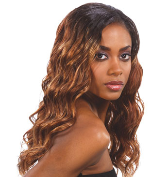 Milky Way Finger Roll Wave Human Hair 16