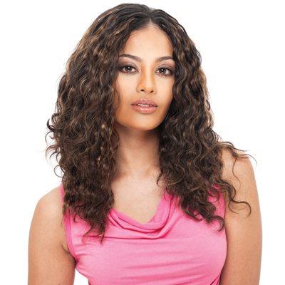 Sensual Pure Indian Natural Cascade Wave 18S