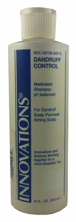 Innovations Dandruff Control Shampoo 8 oz