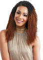 "Bobbi Boss Bonela Pure Bohemian 12"" Virgin Human Hair"