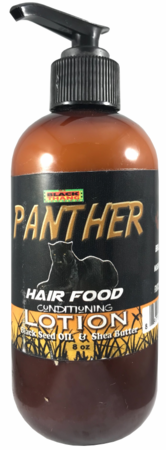Panther by Black Thang Hair Food Conditioning Lotion 8oz