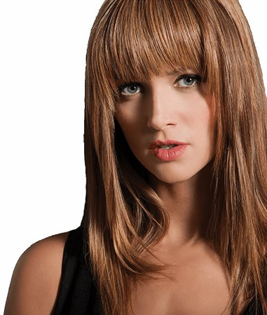 Hairdo Modern Fringe Clip-in Bang Synthetic