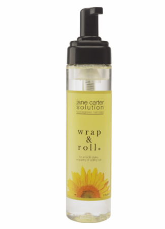 Jane Carter Wrap And Roll Mousse 8oz