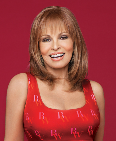 Raquel Welch Top Billing Lace Front Hair Topper Synthetic